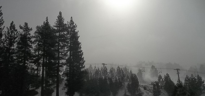 Big Bear Snow 12