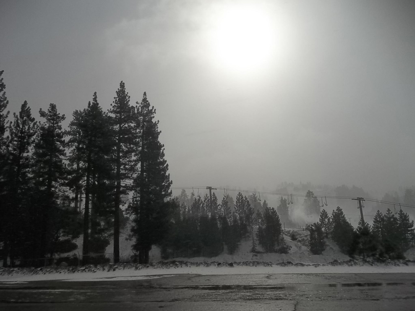 Big Bear Snow 12 image