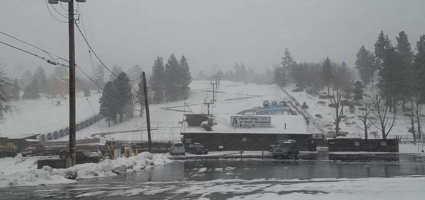 Big Bear Snow 13