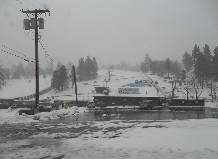 Big Bear Snow 13 image