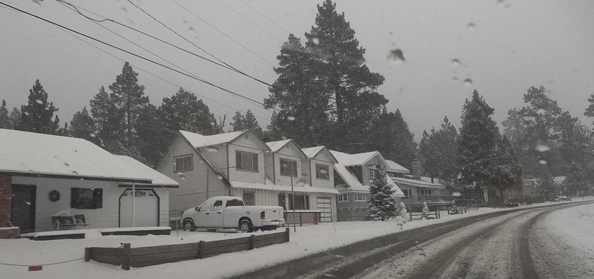 Big Bear Snow 18