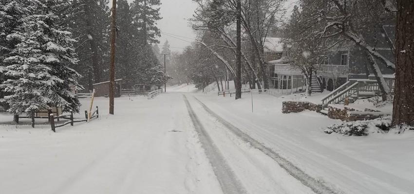 Big Bear Snow 6