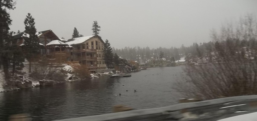 Big Bear Snow 7
