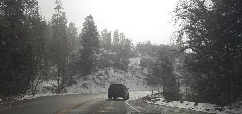 Big Bear Snow 8