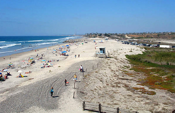Carlsbad Beach picture