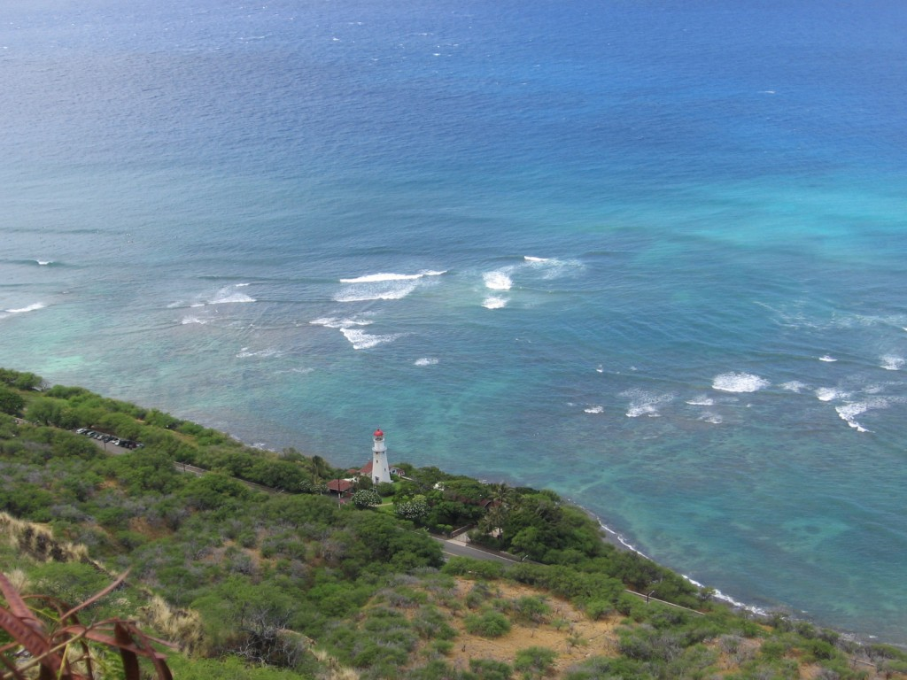 Diamond Head Lighthouse Image