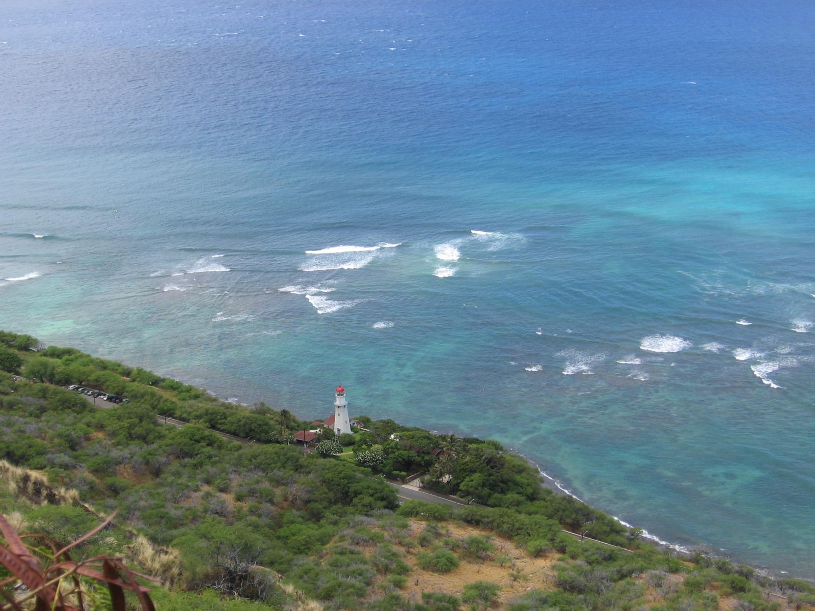 Diamond Head Lighthouse Image