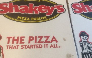 Shakey's Pizza Review