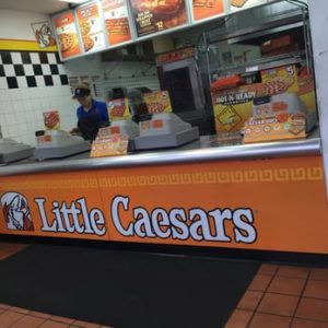 Best Pizza - Little Ceasars