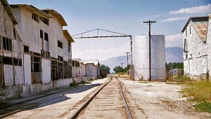 Oakland St Hemet CA 1964 image