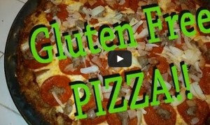 Pizza Gluten Free Hash Browns Potato Crust image