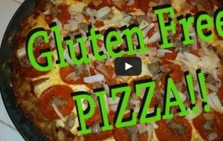 Pizza Gluten Free Hash Brown Potato Crust