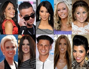 Reality TV Celebrities image