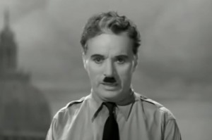 The Great Dictator Speech image