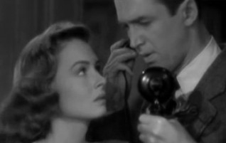 Wonderful Life Phone Scene