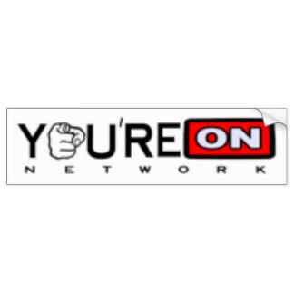 YoureOn Logo image