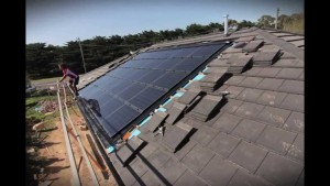 Re-roofing with solar image