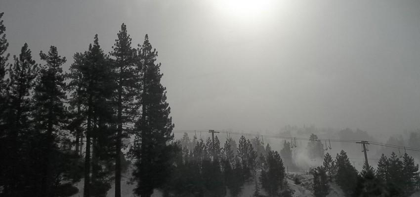 Big Bear Snow Gallery