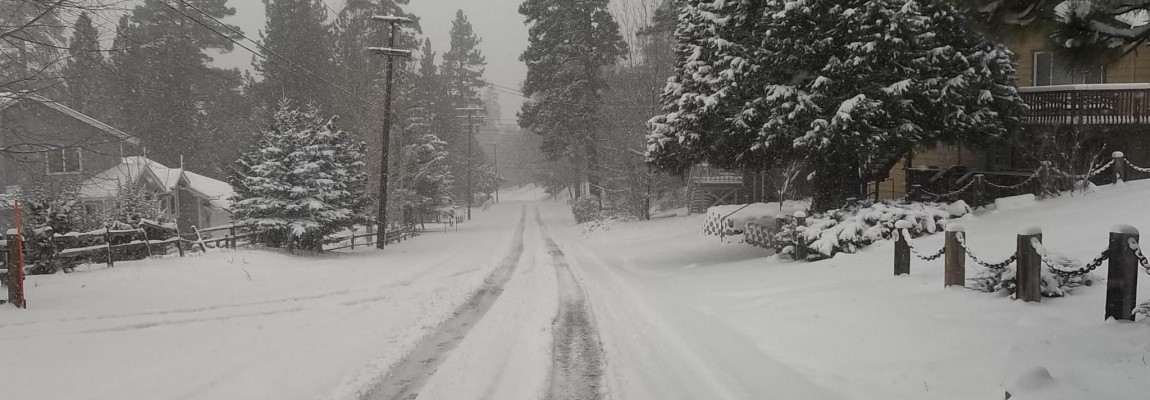 Big Bear Snow 5