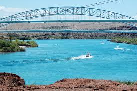 Colorado River picture near riverside county