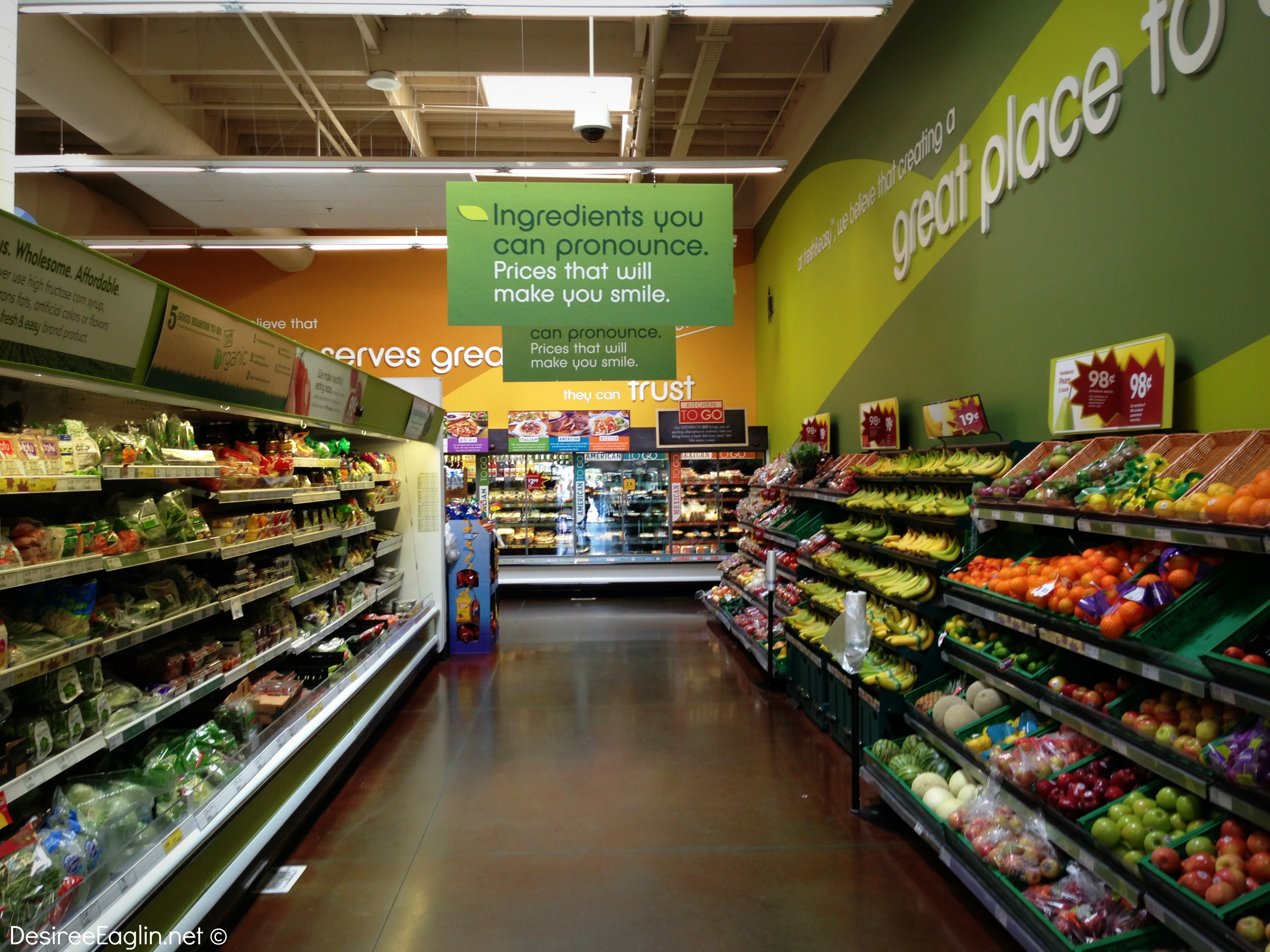 Fresh and Easy Grocery Stores image