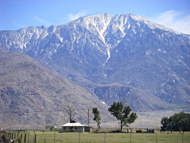 Picture of San Jacinto Mountains Riverside County