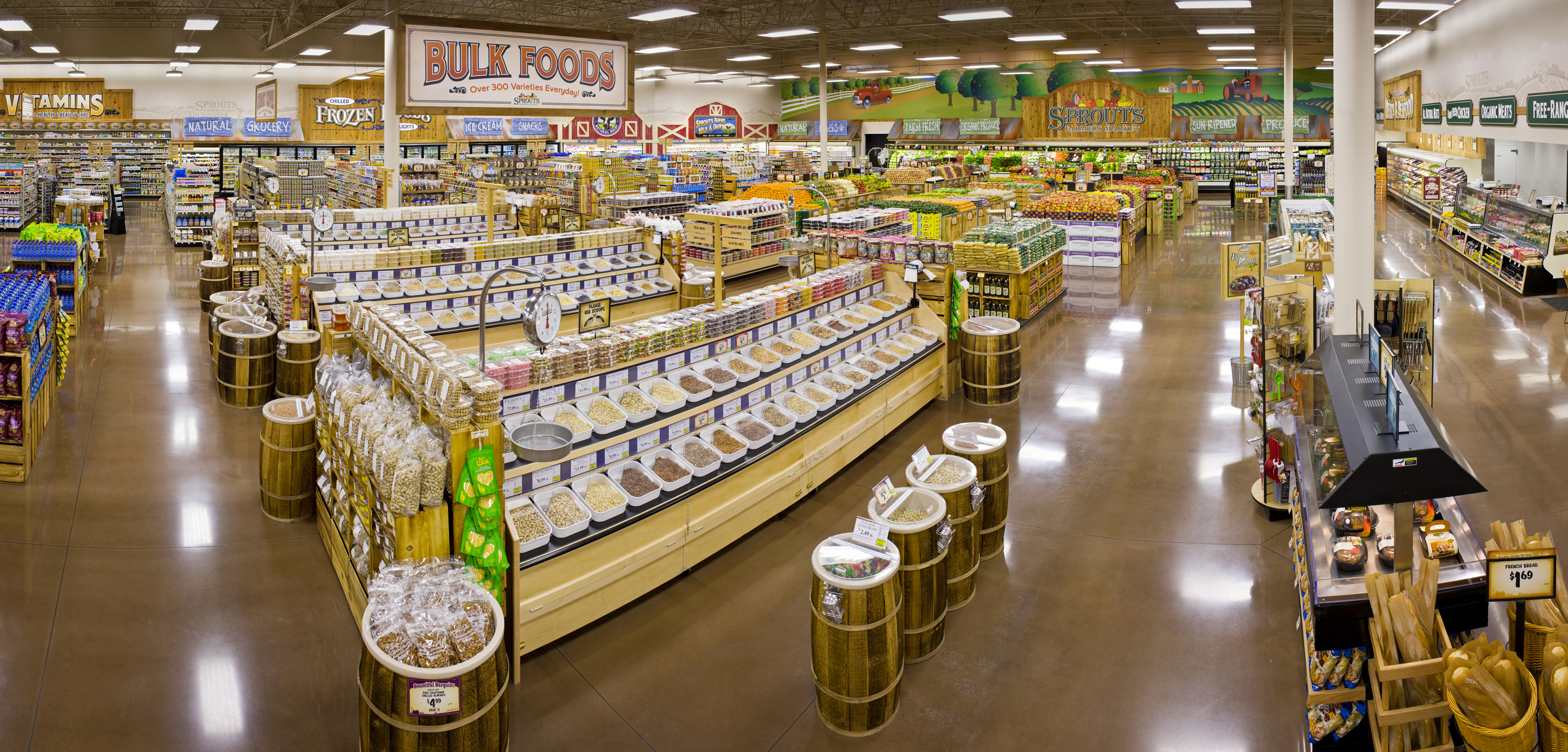 Sprouts Farmers Markets image