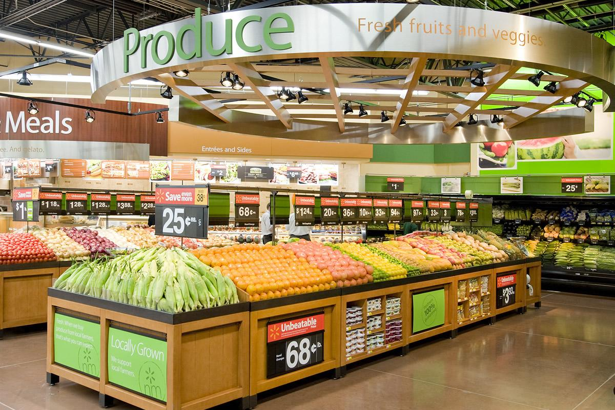 Walmart Grocery Stores image