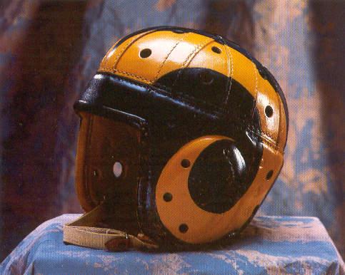 Early Rams Helmet image